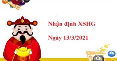 Nhận định XSHG 13/3/2021