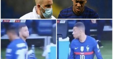 Tin World Cup chiều 29/3: Bị đồng đội ngó lơ, Mbappe trố mắt nhìn