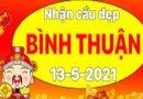 Nhận định XSBTH 13/5/2021 – Nhận định kết quả xổ số Bình Thuận thứ 5