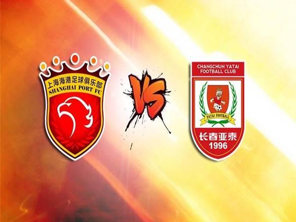 Nhận định Shanghai Port vs Changchun Yatai, 19h00 ngày 11/5