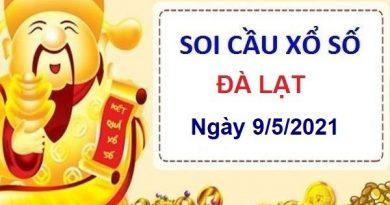 Soi cầu XSDL ngày 9/5/2021