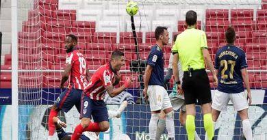 Tin bóng đá ngày 17/5: Atletico thoát hiểm ngoạn mục