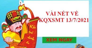 dự đoán KQXSMT 13/7/2021