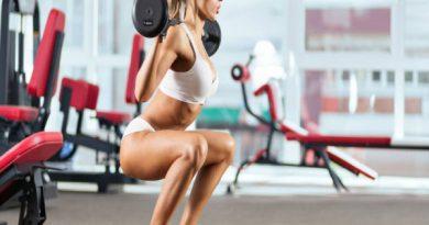 Bài tập giúp cải thiện vòng 3 cho chị em mới tập Gym