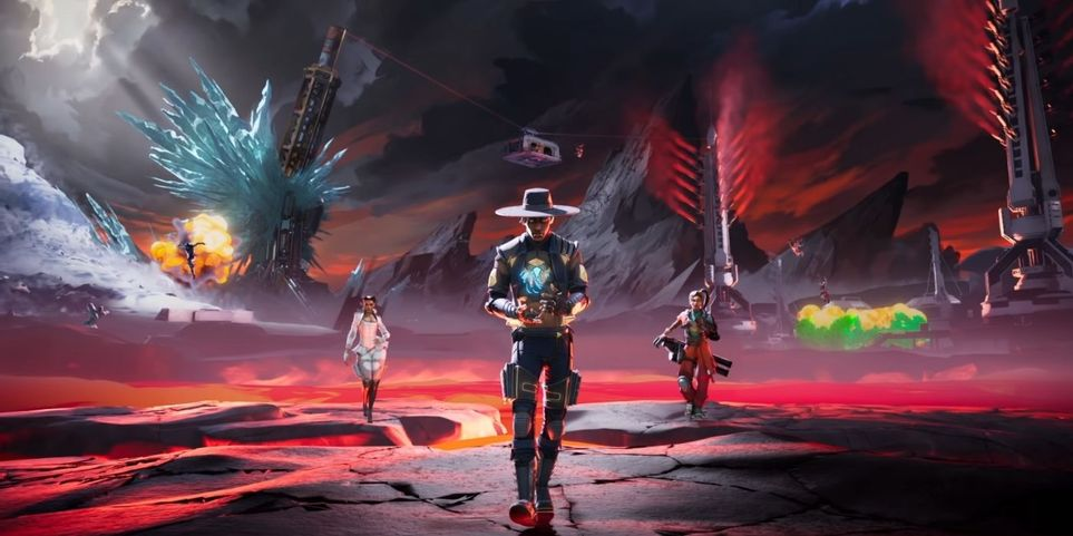 Apex Legends 'Seer là một huyền thoại Kung Lao Recon lén lút có tiềm năng