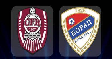 Soi kèo Cluj vs Borac Banja Luka – 00h00 07/07/2021