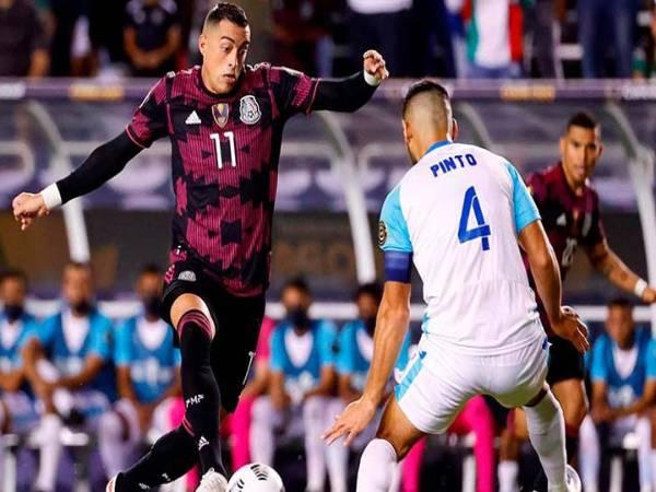 Tin bóng đá tối 19/7: ĐKVĐ Mexico vào tứ kết Gold Cup 2021