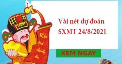 Vài nét dự đoán SXMT 24/8/2021