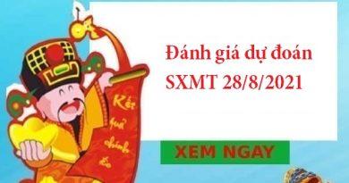 Đánh giá dự đoán SXMT 28/8/2021