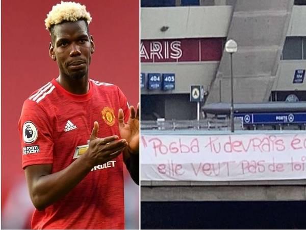 Chuyển nhượng bóng đá ngày 10/8: Pogba thất vọng PSG
