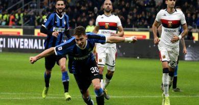 Soi kèo bóng đá Inter Milan vs Genoa, 23h30 ngày 21/8