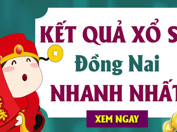 Cách dò vé số đài Đồng Nai - Hướng dẫn dò vé KQXS Đồng Nai hôm nay