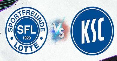 Soi kèo Sportfreunde Lotte vs Karlsruher – 23h30 09/08, Cúp Quốc gia Đức