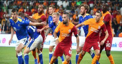 Nhận định tỷ lệ St Johnstone vs Galatasaray, 01h00 ngày 13/8