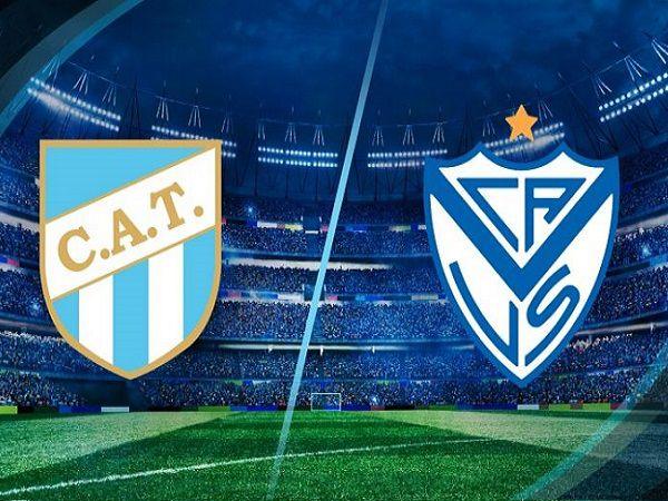 Soi kèo Tucuman vs Velez – 07h15 03/08/2021, VĐQG Argentina