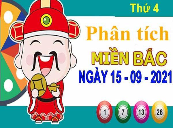 Phân tích XSMB ngày 15/9/2021 - Phân tích xổ số Bắc Ninh thứ 4