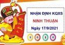 Nhận định KQXSNT ngày 17/9/2021 chốt số Ninh Thuận thứ 6