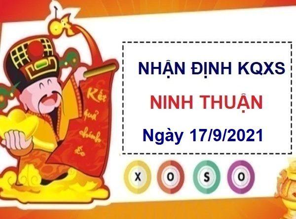 Nhận định KQXSNT ngày 17/9/2021