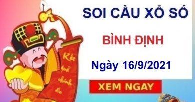 Soi cầu KQXSBDI ngày 16/9/2021
