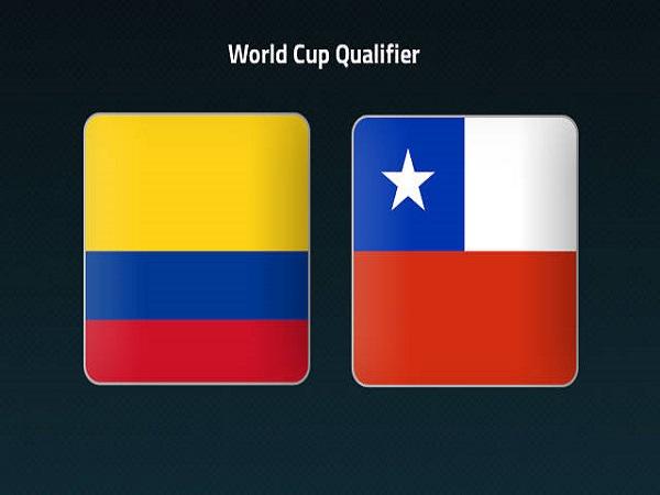 Soi kèo Colombia vs Chile – 06h00 10/09, VL World Cup 2022