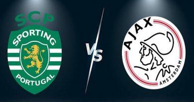 Soi kèo Sporting Lisbon vs Ajax – 02h00 16/09, Cúp C1 châu Âu