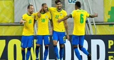 Tin bóng đá chiều 10/9: Neymar tỏa sáng, Brazil xây chắc ngôi đầu