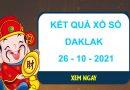Phân tích xổ số Daklak ngày 26/10/2021 thứ 3 hôm nay
