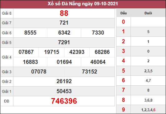 Soi cầu KQXSDNG ngày 13/10/2021 chốt lô VIP đài Đà Nẵng