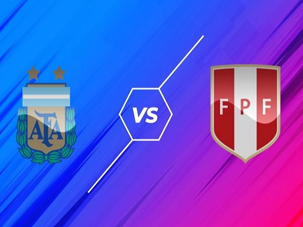 Nhận đinh, soi kèo Argentina vs Peru – 06h30 15/10, VL World Cup 2022